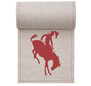 Rodeo Linen Printed Cocktail Napkin - 50 Units Per Roll
