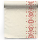 Christmas Jumper Cotton Printed Luncheon Napkin - 12 Units Per Roll