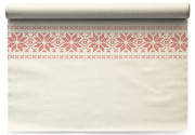 Christmas Jumper  Cotton Printed Placemat - 6 Units Per Roll