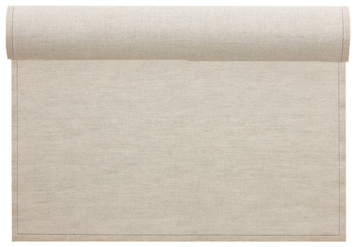 Natural Linen Placemat Wholesale (10 Rolls)