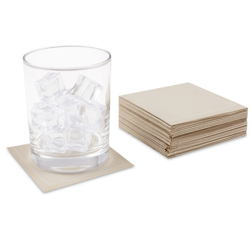 Sand Cotton 1/4 Fold Cocktail (30 x)