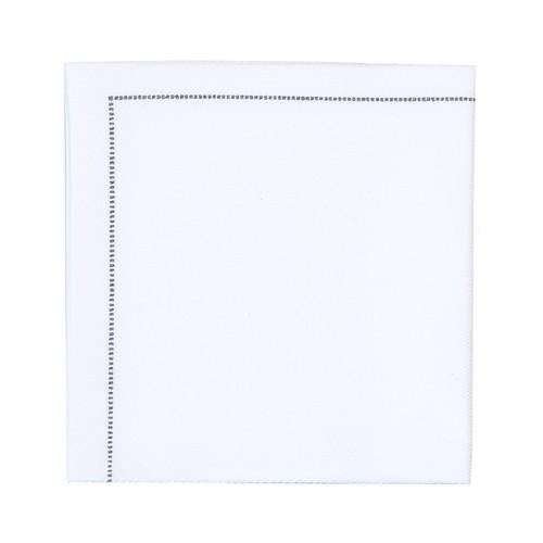 White Cotton 1/4 Fold Cocktail Premium (30 x)