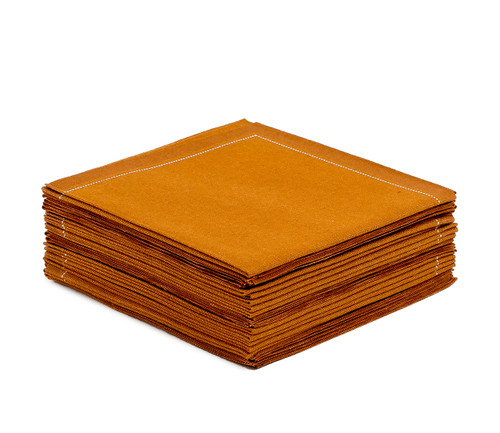 Caramel Cotton 1/4 Fold Cocktail (30 x)