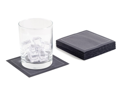 Anthracite Grey Cotton Cocktail (50 x)