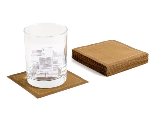 Khaki Cotton Cocktail (50 x)