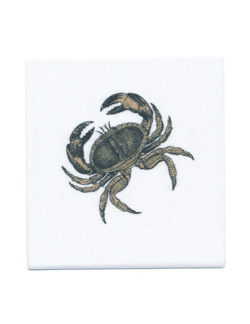 Disposable Napkins – 20 Units Per Pack – Vintage Crab