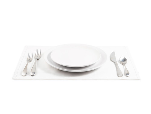 White Cotton Placemat– 200GSM (250 x)