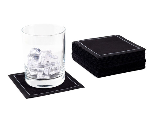 Black Cotton Cocktail (100 x)