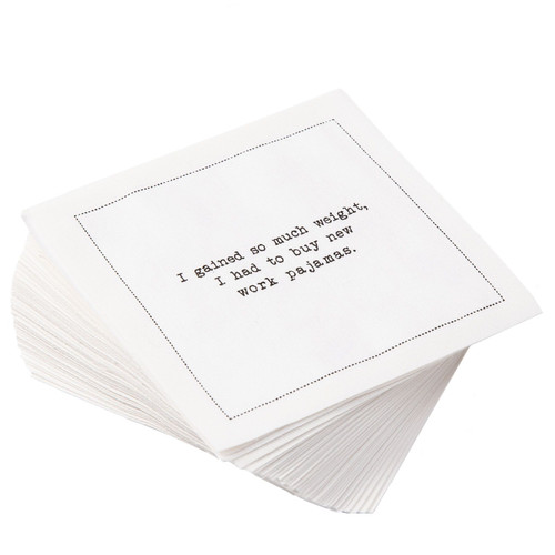 Pack of 50  2 each of 25 x unique quotes