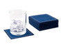 Midnight Blue Cotton Cocktail Napkins - 200 GSM (1200 x)