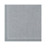 Grey Cotton 1/4 Fold Cocktail - 140 GSM (600 x)