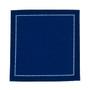 Midnight Blue Cotton Cocktail - Plain Weave (100 x)