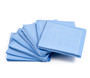 Sea Blue Cotton 1/4 Fold Cocktail -140 GSM (600 x)
