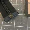 "21.5"" Separating Coil Zipper | Black | YKK Brand | Jackets"