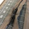 """50"""" Metal Zipper - 3 pulls   Foliage Green   Military Repair   Duffel Bag"""