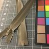 "29.5"" Separating Zipper | Tan | Molded Plastic | YKK Brand | Jackets."