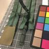 "49.3"" Metal Zipper - 3 pulls | Sage Green | Military"
