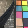 "20.5"" Separating Coil Zipper | Black | YKK Brand | Jacket Zipper."