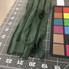 "45.5"" Metal Zipper - 3 pulls | Sage Green | Military"