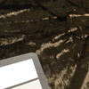 """Olive Brown Faux Fur Fabric 