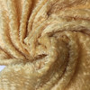 """Canary Yellow Faux Fur Fabric   Poly Acrylic 60""""   Apparel Trims Upholstery Pillows"""