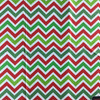 Holiday Chevron Red / Green / White | Home Decor Fabric | Premier Prints | 54 Wide | By the Yard
