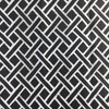 Black and White Lattice | Home Decor Fabric | Premier Prints | 54 Wide | By the Yard