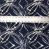 Shibori Dark Indigo / White | Home Decor Fabric | Premier Prints | 54 Wide | By the Yard