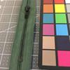 "5.5"" Metal Zipper | Sage Green  | YKK Brand | Military | Bags / Pockets"