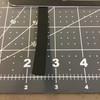 """3/8"""" Black Nylon Grosgrain Ribbon   Milspec"""