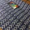printed decor fabric