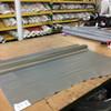"0.8 Yard Piece of Vinyl Fabric | Bronze Weave Texture | Upholstery | 54"" Wide"