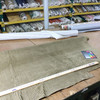 "3.3 Yard Piece of Upholstery Fabric | Wide Wale Corduroy Mocha Brown | 54"" Wide"