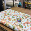 """7.8 Yard Piece of Home Decor Fabric 