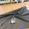 "6.55 Yard Piece of Drapery Fabric | Taupe Taffeta | 54"" Wide"