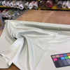 "4.8 Yard Piece of Drapery Fabric   Sage Green Subtle Stripes    54"" Wide"