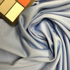 Baby Blue Solid Dense 100% Polyester