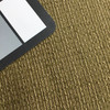 """Bronze Brown Textured Weave 