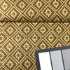 """Decorative Diamonds Brown / Tan 