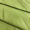 """Solid Green Subtle Stripes   Upholstery Fabric   54"""" Wide   By the Yard"""