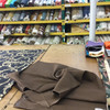 """Solid Chocolate Brown 