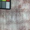 Horizontal Traditional Enamel Blush Stretch Lace