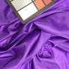 "Medium Purple Lining Fabric   Acatate Apparel Lining   Lightweight   60"" Wide   By the Yard"