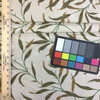 """Foliage Green / Beige / Tan   Home Decor Fabric   Upholstery / Drapery   54"""" Wide   By the Yard"""