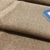 """Two Toned Brown   Upholstery Fabric   54"""" Wide   By the Yard"""