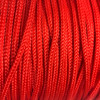 """Utility Cord - Red 1/8"""" - by the yard"""