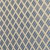"Geometric Diamonds Blue / White | Johnston in Stonewash Denim by BELLA-DURA | Indoor / Outdoor Fabric | WATER RESISTANT | 54"" Wide | BTY"