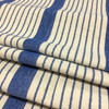 """Blue and White Stripes 