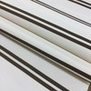 """Brown and Off White Stripes 