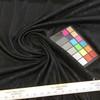 "5.8 Yard Piece of Drapery Fabric | Black Decorative Stripes | 54"" Wide"